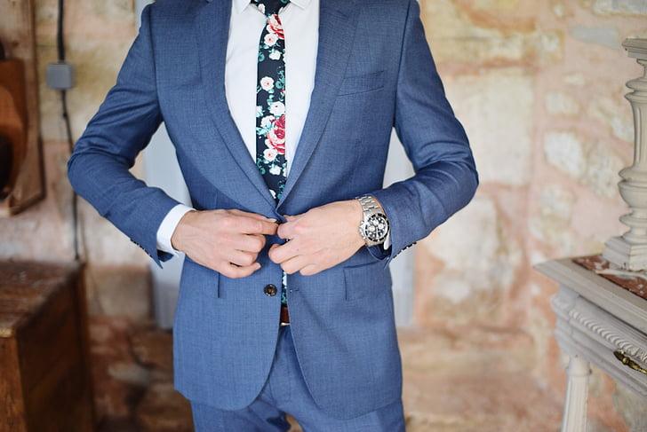 groom, suit, style