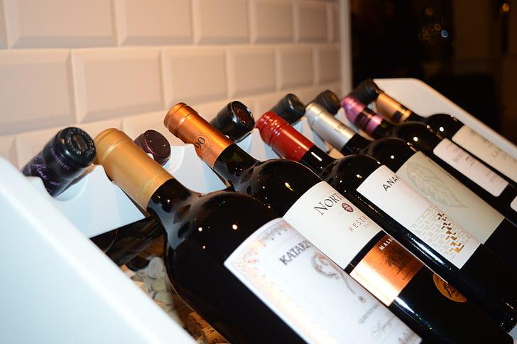 wine, mood, restaurant