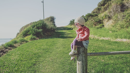children, girl, child, happy, outdoors, nature, people