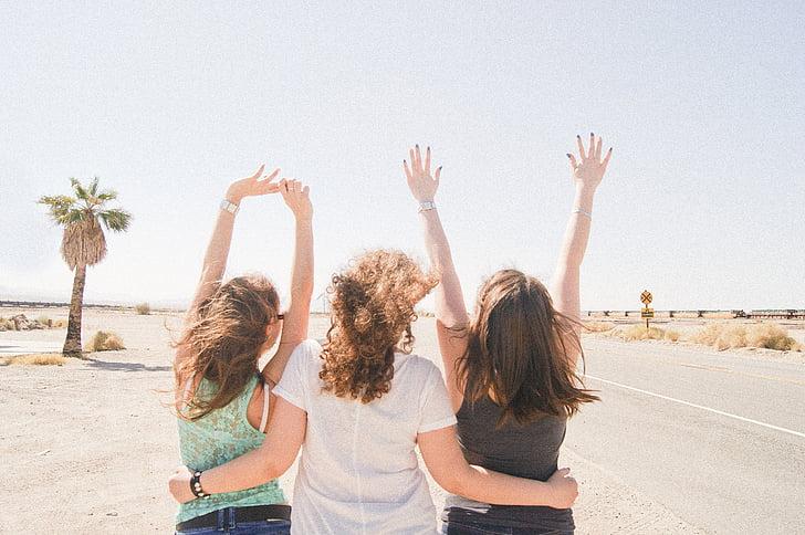 แฟน, ทะเลทราย, ความร้อน, สนุก, อเมริกา, เพื่อน, เพื่อนรัก