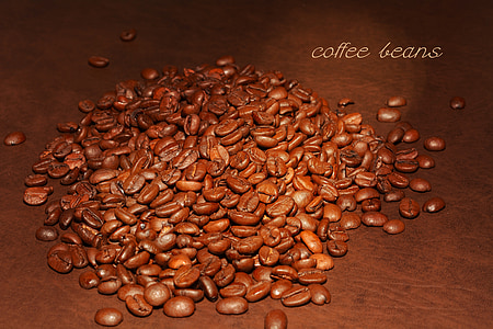 grans de cafè, rostit, cafè, fesols, aroma de, cafeïna, torrat