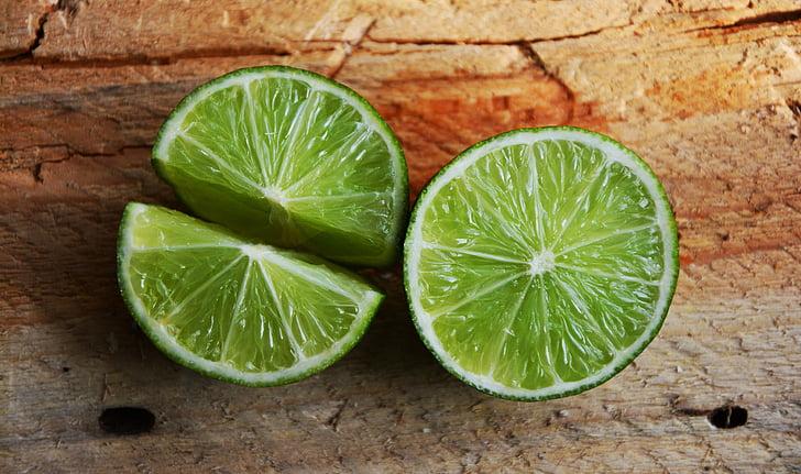 calç, cítrics, Agra, verd, vitamines, fruita, cítrics