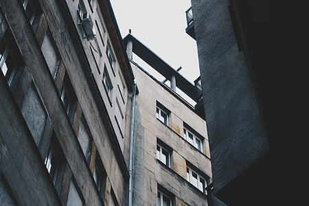 buildings, windows, architecture