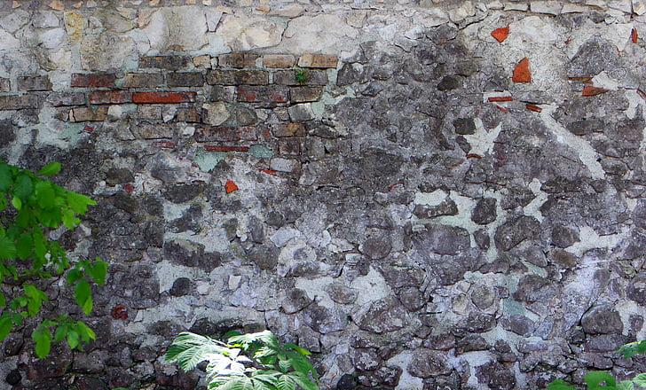 mur, mur de Pierre, façade, maçonnerie, pierres naturelles, mur en pierre naturelle, distinctive