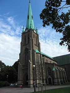 Hagakyrkan, Göteborg, Sverige, kyrkan, arkitektur, religion