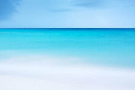 blau, l'estiu, Mar, oceà, fons, platja, bonica