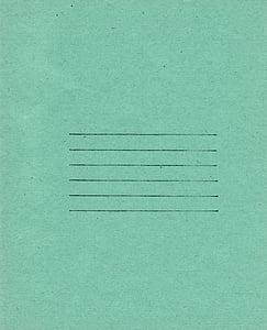 Zelená, papier, textúra, riadky, Zelená farba, pozadia, textúrou