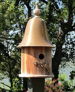 birdhouse, birds house, nest, wooden, bird house