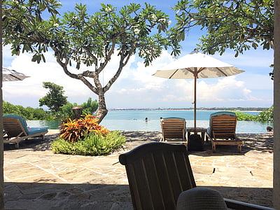 Bali, Jimbaran, Villa mit Pool, Pool, Bali-Schwimmbad, Flitterwochen, Reisen