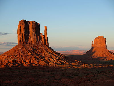 utah, red, rocks, tourist attraction, landscape, nature, desert