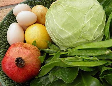 produtos hortícolas, orgânicos, fresco, produzir, produtos orgânicos, Horta, saudável