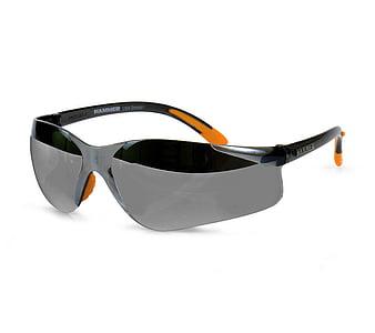 ulleres de sol, masculí, taronja, l'estiu, ulleres, objecte, plàstic