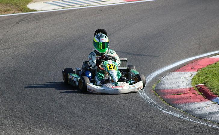 anar kart, Motorsport, cursa, deriva, velocitat, carreres, cotxe de carreres