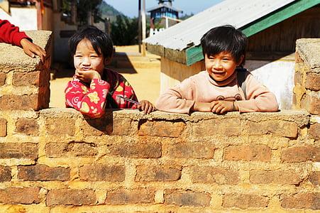children, happy, laugh, joy, joy of life, curiosity, cultures