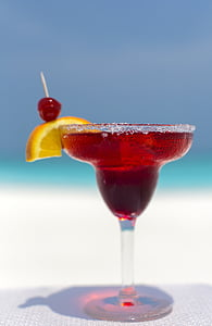 còctel, tropical, begudes, beguda, vidre, l'estiu, l'alcohol
