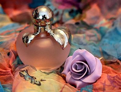 Perfum, Rosa, romàntic, mov