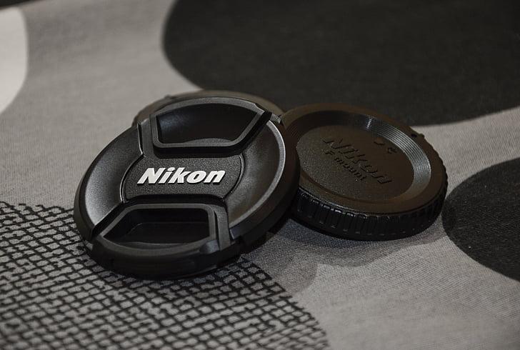 Nikon, kauss, mērķis, reflekss kameru, foto, kamera