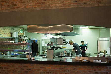 xef, cuina, cuina, cuina de vinya, Franschhoek, cap occidental
