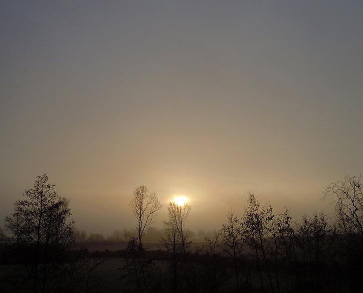 boira de matí, torna la llum, Alba