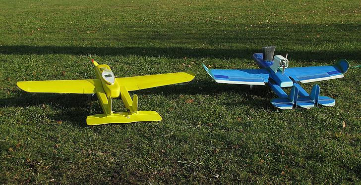 μοντέλο αεροσκάφους, χόμπι, μοντέλο, ελέγχεται εξ αποστάσεως, μοντέλο πτήσης