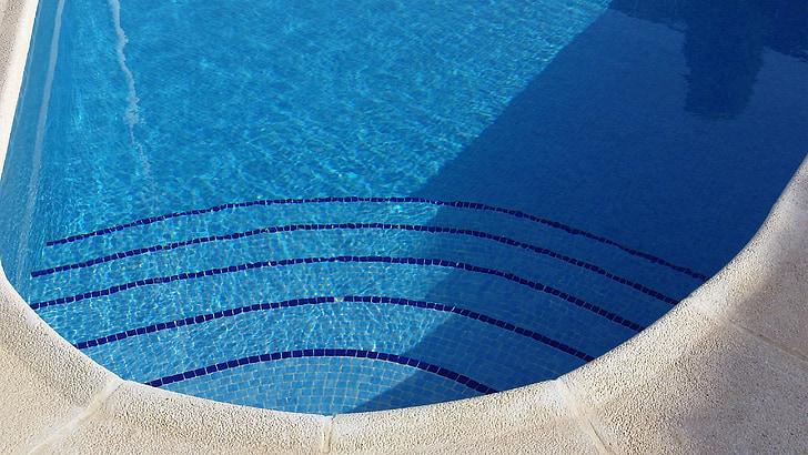 Havuzu, Yüzme, tatil, boş zaman, gevşeme, Spa, Açık