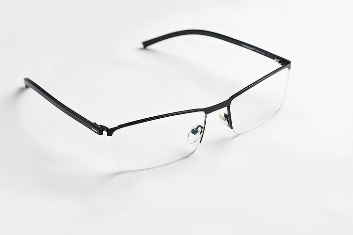 glasses, spectacles, white, eyesight, professional, optical, frame