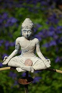 balance, zen, buddha, image, meditation, spirituality