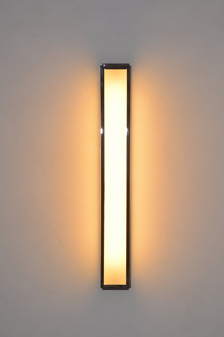 lamp, light, atmosphere, decoration