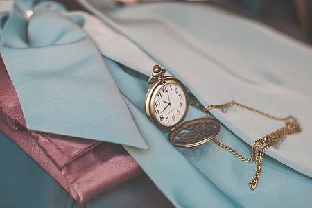 Zelts, kabatas, skatīties, apģērbi, Juvelierizstrādājumi, Kaklarota, ķēde
