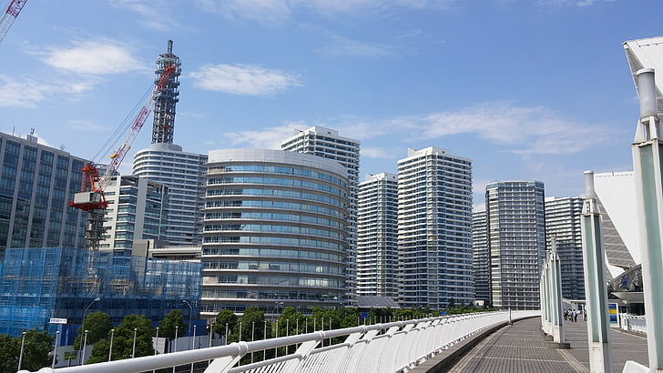 Йокохама, град, бил