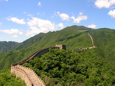 landskap, Towers, bergen, arkitektur, sten, landmärke, Asia