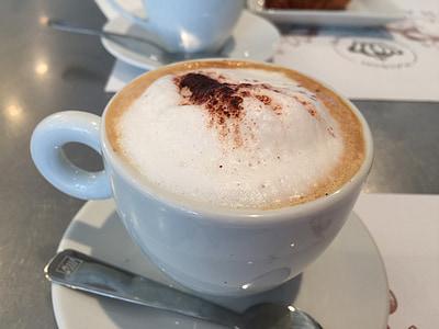 kafijas, Kafejnīca, kafijas tasi, kauss, dzēriens, espreso, Brokastis