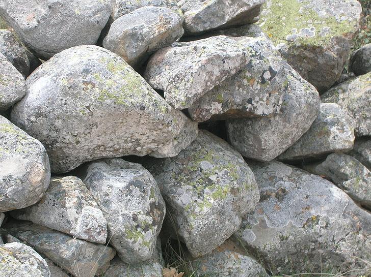 roques, granit, pedres de granit, pedra