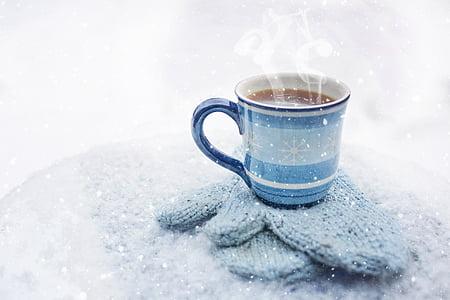 커피, 머그잔, 겨울, 음료, 커피잔, 음료, 커피 컵