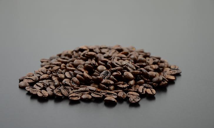 kopi, biji kopi, kopi hijau, kacang, kafe, kafein