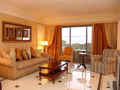 equipatge, casa, Habitació interior, mobles, l'interior, luxe, Apartament