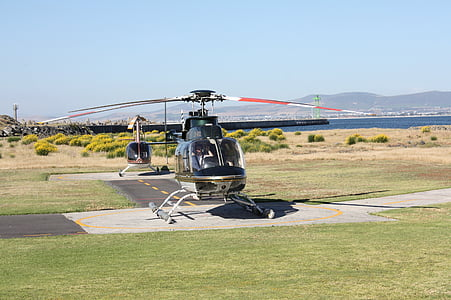 cape town, helicopter, helicopter flight