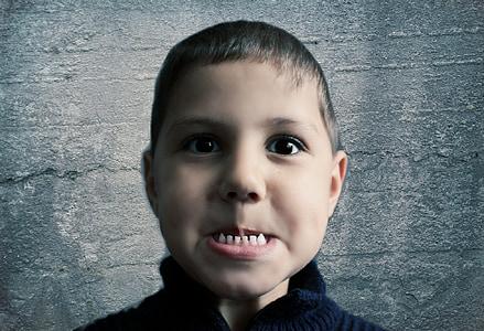 宝贝, 男孩, 孩子, 小的孩子, 人, 牙齿
