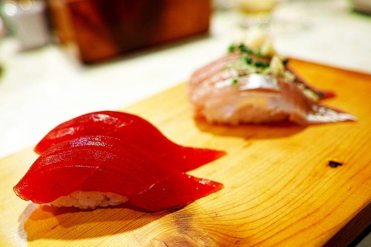 cibo, Sushi, ristorante, cibo giapponese, cibo in Giappone