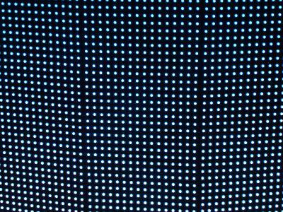 ledet, poeng, light emitting diodes lysemitterende, lys, ilumination, blå, kalde
