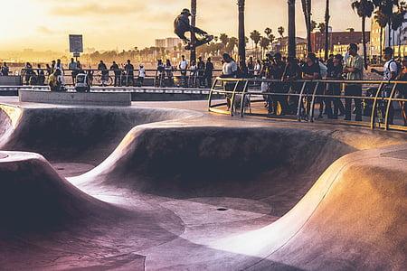 skateboarding, park, skateboard, skateboarder, skater, lifestyle, outdoor