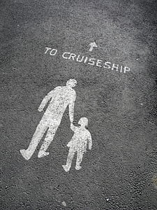 Cruise, skipet, retninger, cruiseskip, Voyage, reise, cruising
