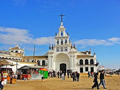 agama, Hermitage embun, Huelva, embun