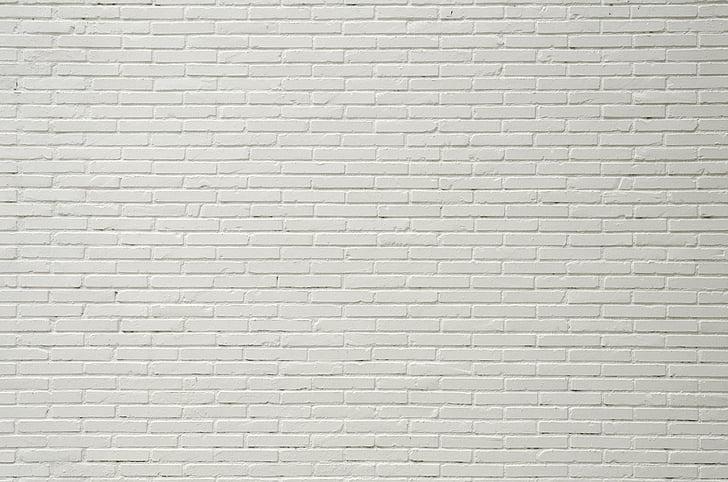стена, тухли, бяло, бяла стена, текстура, строителство, архитектура