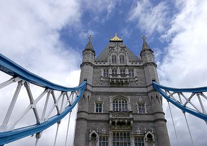 london, bridge, britain, london bridge, british, architecture, famous Place