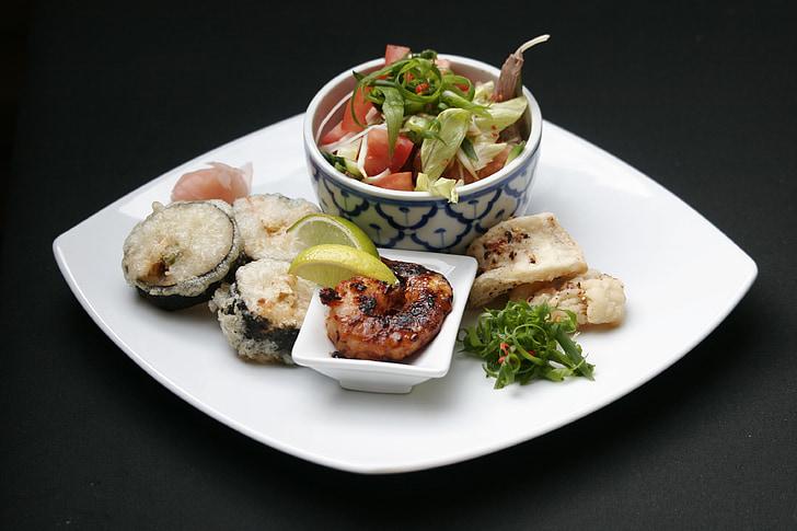 Jaapani, toidu, õhtusöök