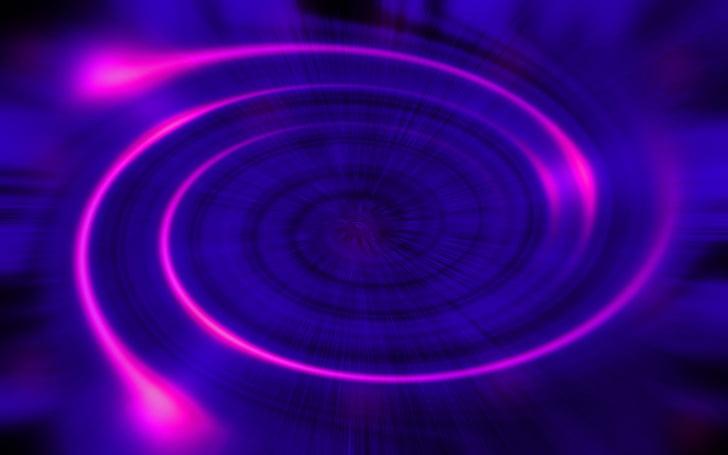 nền tảng, màu xanh, tóm tắt, nền tảng trừu tượng, vòng tròn, màu tím, chiếu sáng