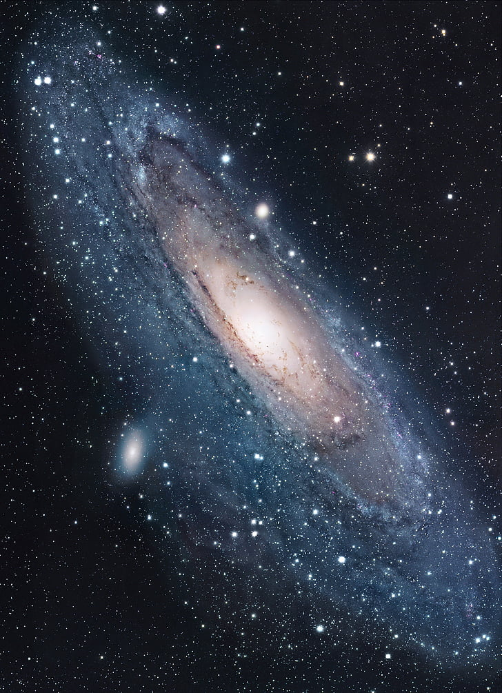 galaxy, andromeda, m31, space, ngc 224, stars, cosmos