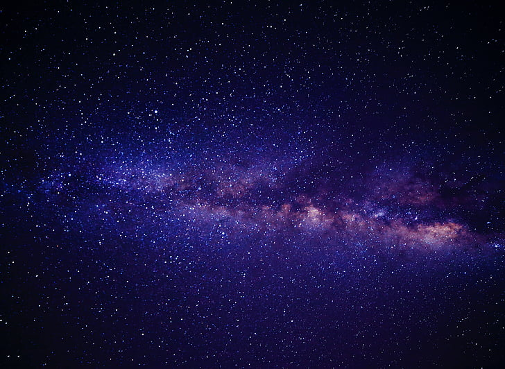 Galaxy, Infinity, kredsløb, plads, stjerner, astronomi, stjerne - rummet