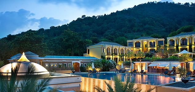Spa, Wellness resort, velvære, helligdager, svømmebasseng, Hotel